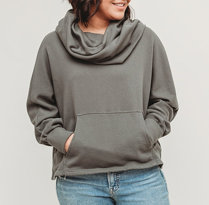 The Cowl Pullover