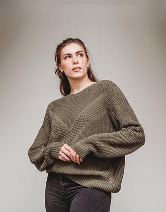 The Jean Sweater
