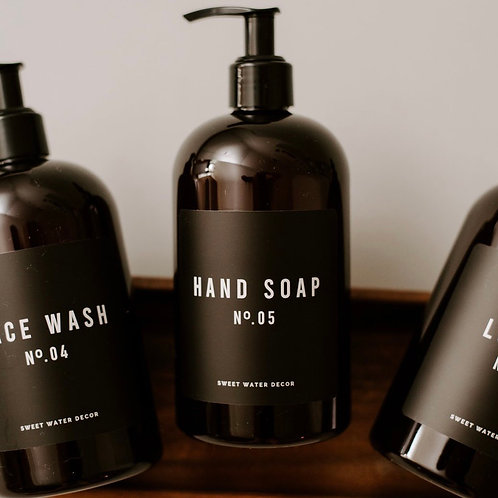 Plastic Soap Dispener
