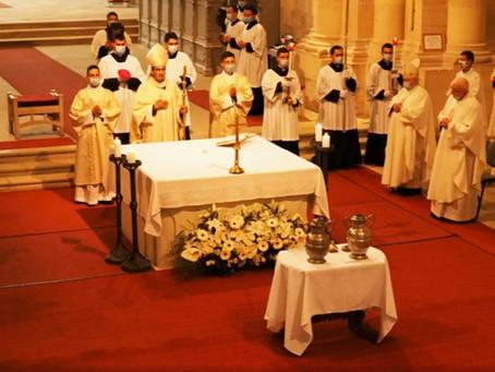 Szent Mihály főangyal ünnepe Gyulafehérváron