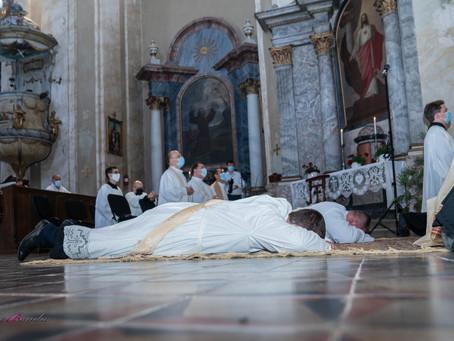 Papszentelés a temesvári egyházmegyében
