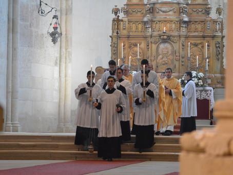 Krisztus Király ünnepe a gyulafehérvári székesegyházban - fotóriport