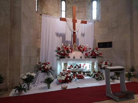 Húsvéti szent három nap