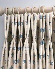 We are LOVING these curtains fitted at t