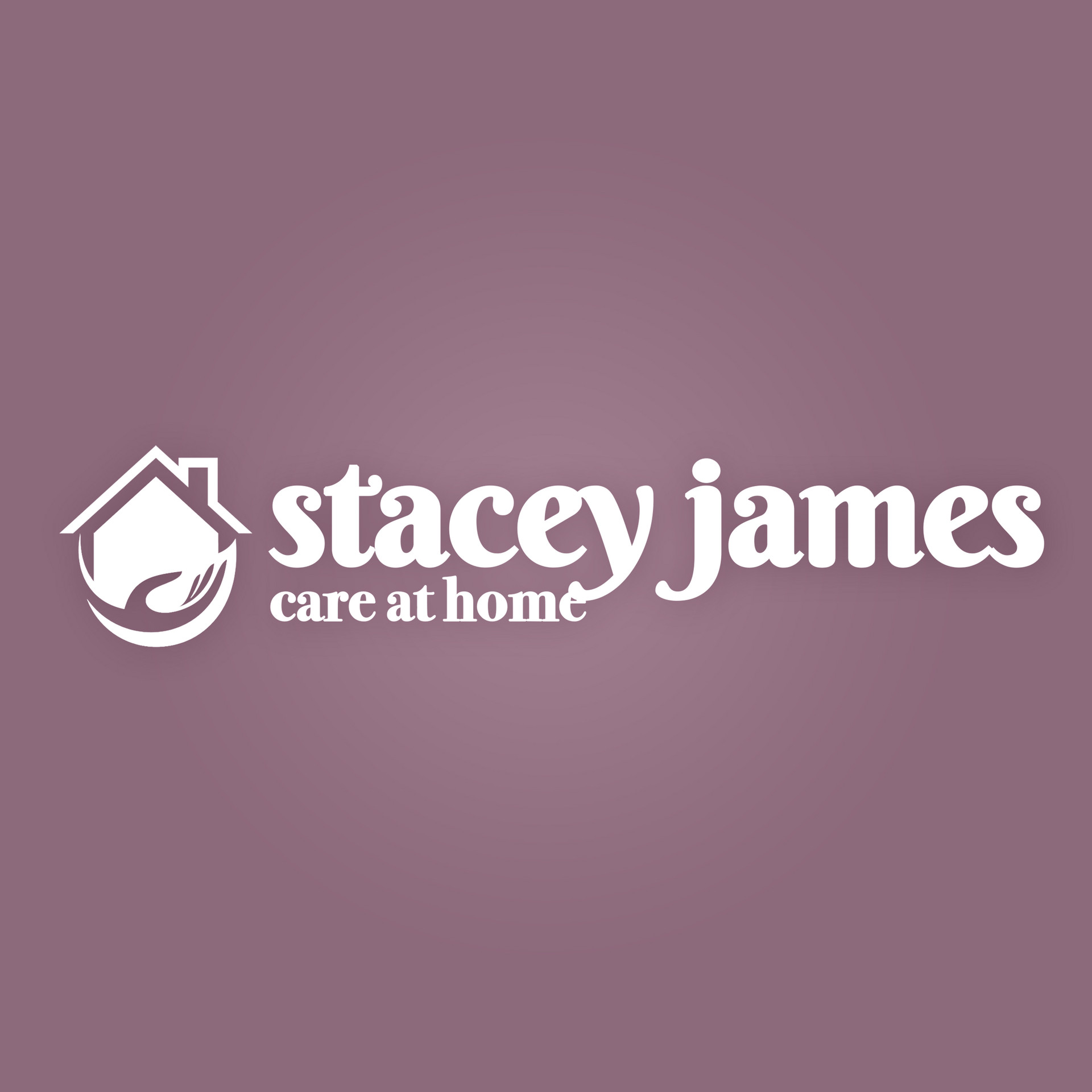 Stacey James Care at Home Logo Display.j