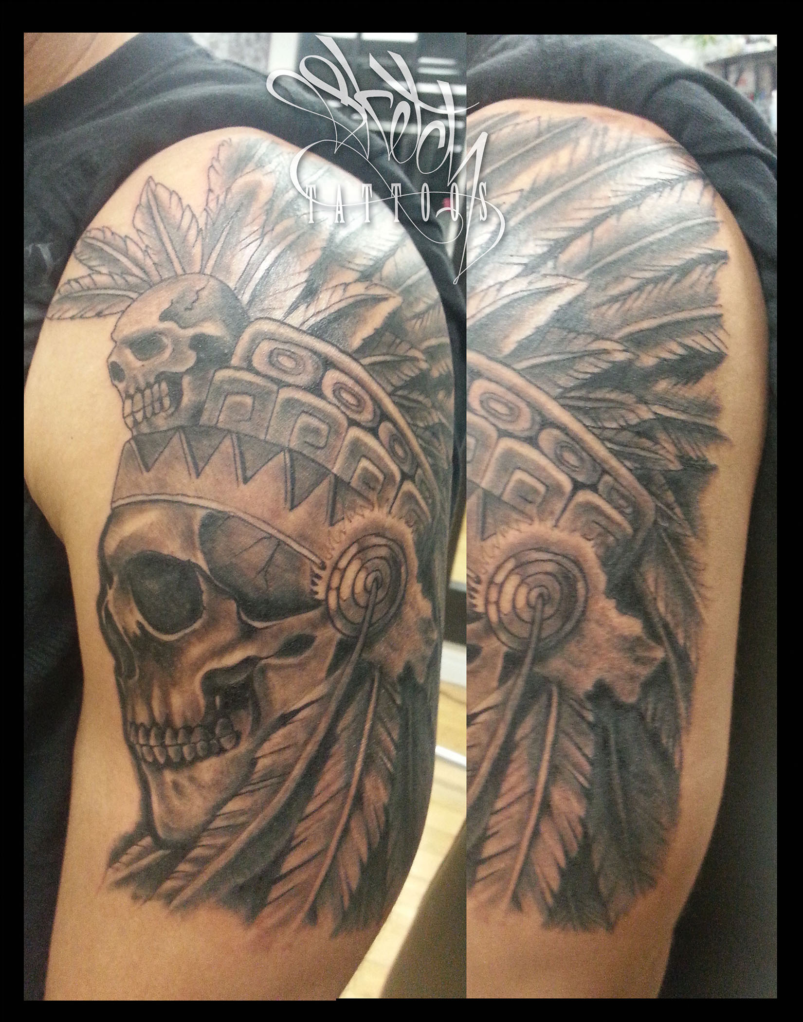 Tattoos by Sketch