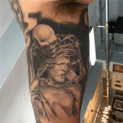 Tattoos by Sketch