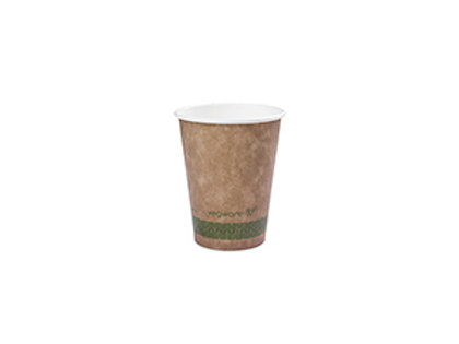 10oz brown kraft hot cup,50pc