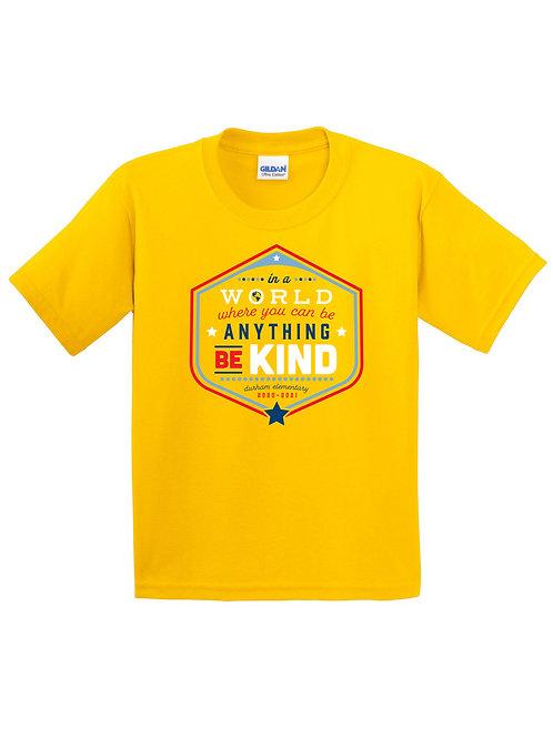 Kinder Jamaica Shirt (Yellow)