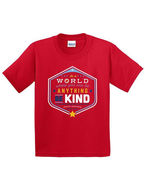 5th Grade Papua New Guinea Shirt (Red)