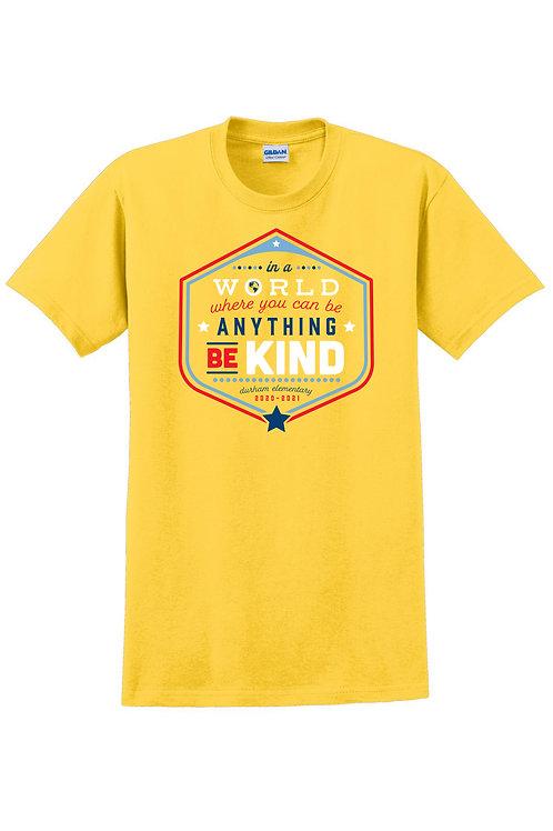 Dalmatian Country Shirt (Yellow)