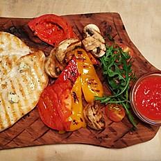 Petto di pollo (Стейк из куриной грудки)