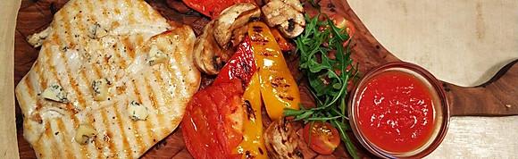 Carne e pesce (Мясо, прица и рыба)