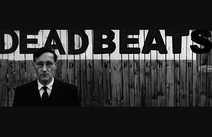 burroughs in front of fence_dead beats p