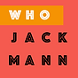 whojackmann wordmark_orange_warm red c_w