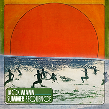 summer sequence_spoken word album cover_