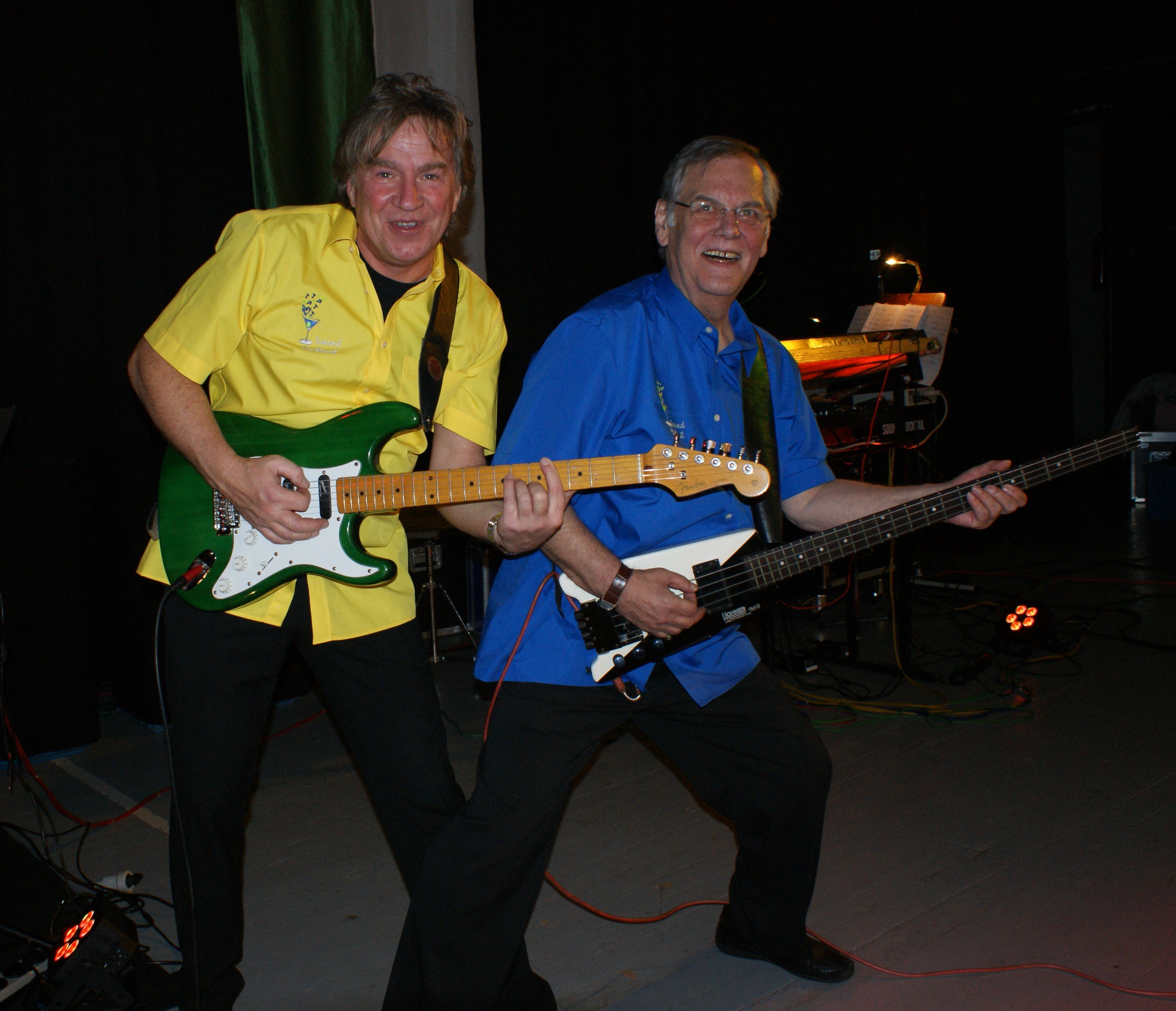 Peter und Eddie 2017