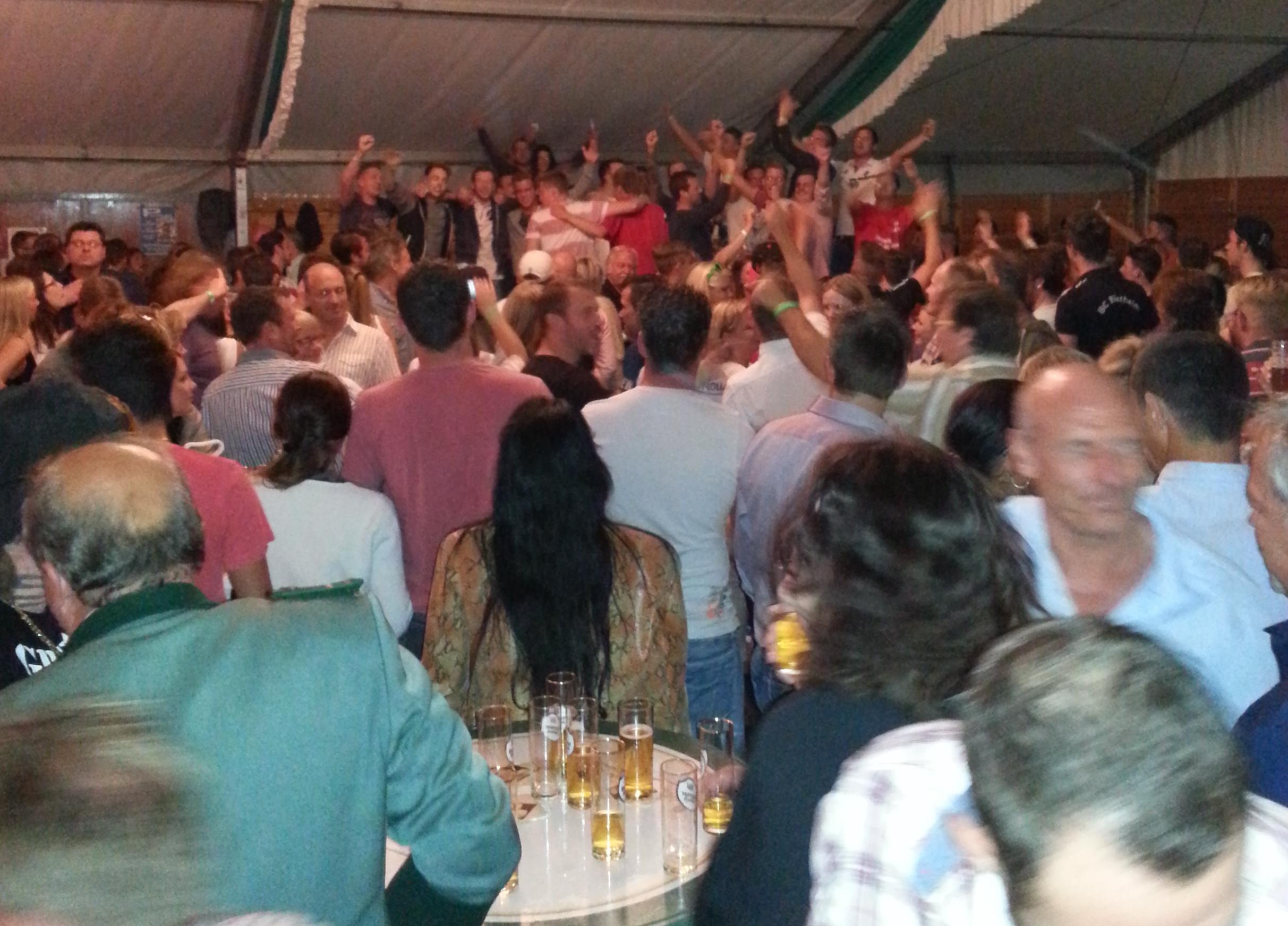 Schützenfest Ahrem 2015