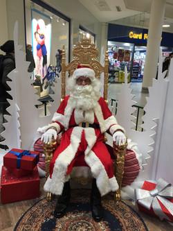 Father Christmas - Wimbledon Centre Cour