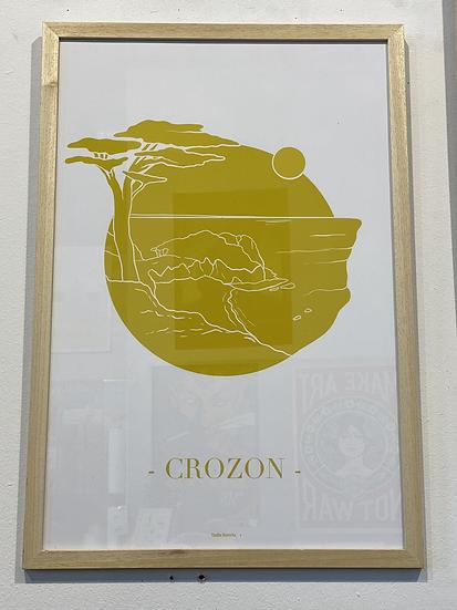 Affiche Crozon
