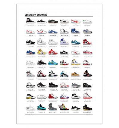Legendary Sneakers