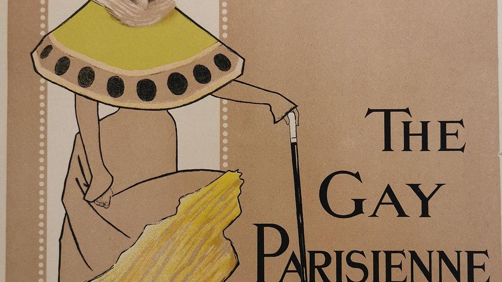 Affiche the gay parisienne