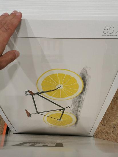 Vélo agrume