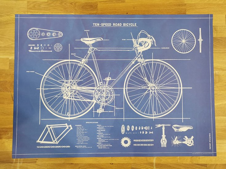 Affiche cycle