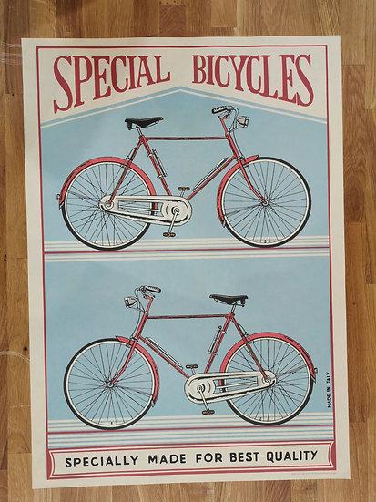 Copie de Affiche cycle velo