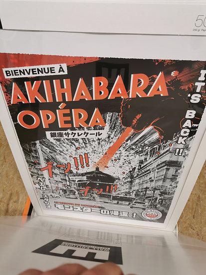 Affiche Tokyo opera