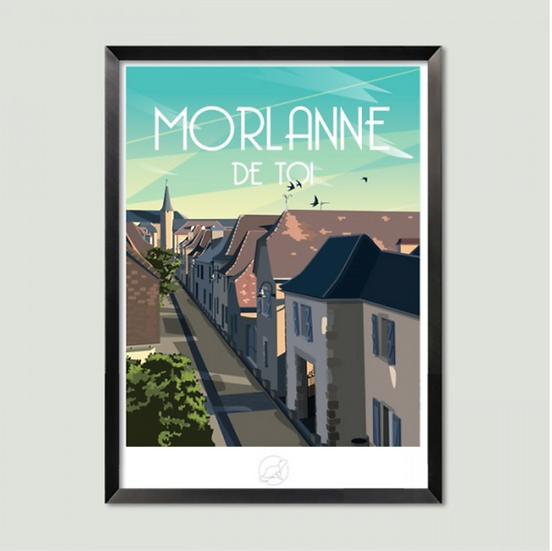 Affiche Morlanne La Loutre