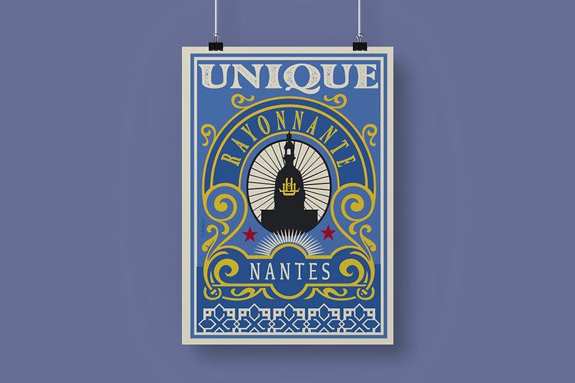 Affiche Unique