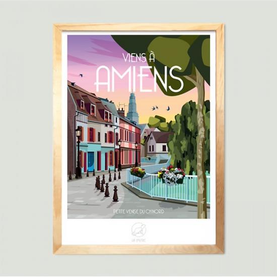 Affiche Amiens La Loutre