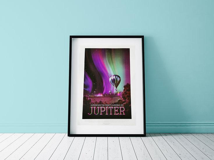 Affiche Jupiter