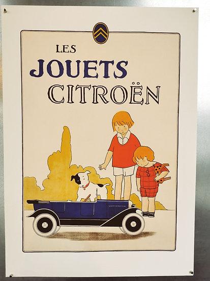 Affiche Citroën