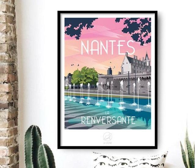 Nantes La Renversante