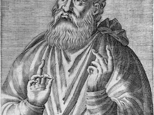 Justin Martyr's Conversion (AD 100 -165)