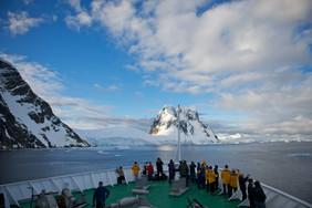 Frozen Lands Antarctica: Lemaire Channel