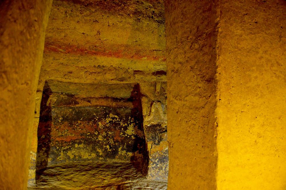 Tierradentro Tombs