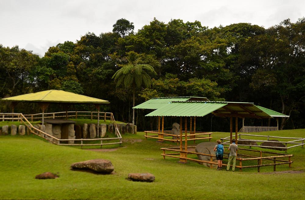 San Augustin Archaeological Park