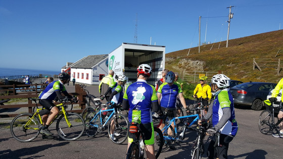 Sweaty Craic! Cycling Ireland's Wild Atlantic Way