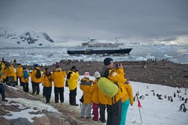 Frozen Lands Antarctica: Neko Harbour La