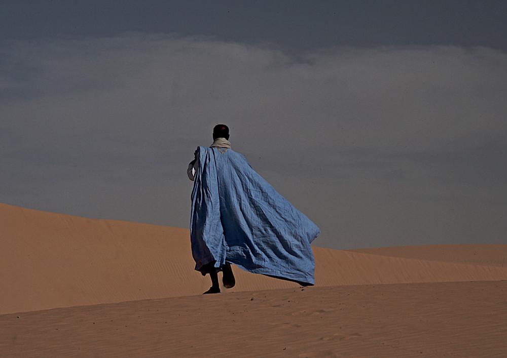 Mauritanian Saharan Moor