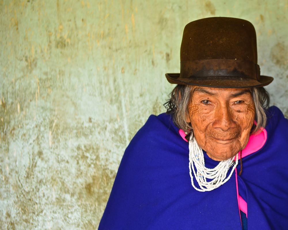 Misak Woman