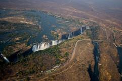 Africa - Zimbabwe: Victoria Falls20 - Ve