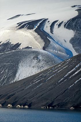 Landscape or Frozen Lands Antarctica: So