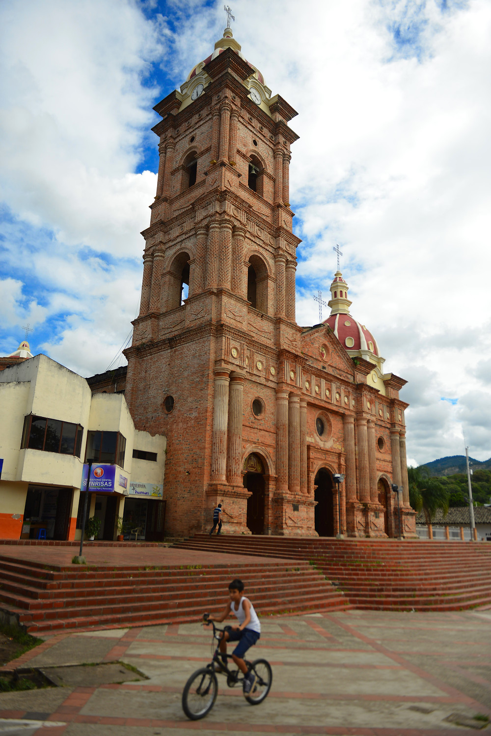 Colonial City of Popayan