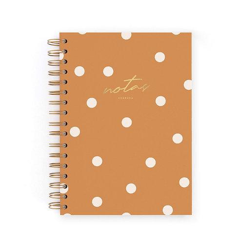 Cuaderno A5 - Canela