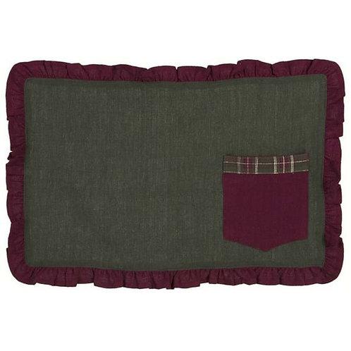 OPERA - Mantel individual con bolsillo