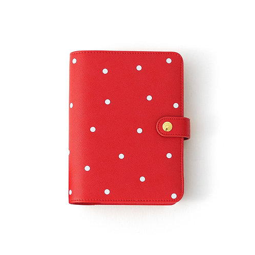 Planner personal A6 - Red topos